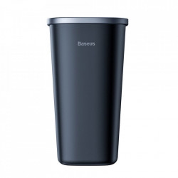 Cos de gunoi auto Baseus + 90 de pungi - negru