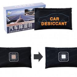 Dezumidificator auto reutilizabil/Absorbant de umiditate, neagra