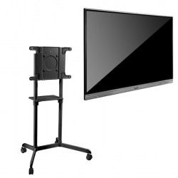 Display Interactiv DONVIEW DS-65IWMS-L05A cu stand mobil rotativ TROT
