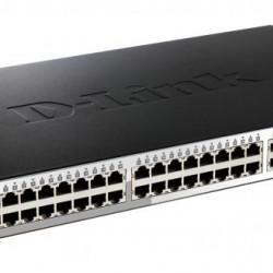 DLINK SW 48P-GB 4P-SFP SMART RM