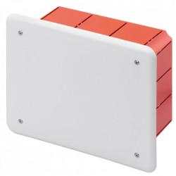 Doza de legatura (derivatie) Gewiss GW48005 - 160x130x70 mm - montaj sub tencuiala