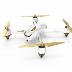 Drona Hubsan H501S X4 Air 4 canale GPS 5.8G FPV fără perii cu 1080P HD Camera Follow-Me Mod RTH Funcție RC Quadcopter RTF Alb și Auriu