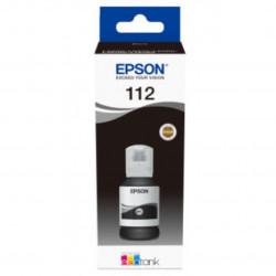 EPSON 112 ECOTANK PIGMENT BK INK BOTTLE