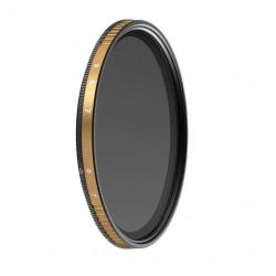 Filtru ND 6-9 grade PolarPro Variabilă Peter McKinnon Edition pentru lentile de 67 mm