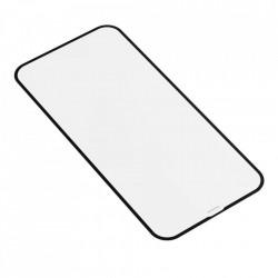 Folie de protectie Baseus 2x Sticla calita 0,23 mm cu cadru pentru intregul ecran iPhone 12 Pro / iPhone 12 Negru (SGAPIPH61P-PE01)