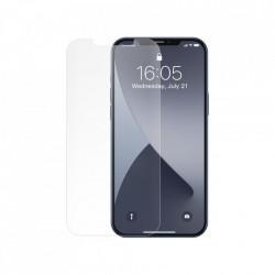 Folie de protectie Baseus 2x sticla mata 0,25 mm iPhone 12 Pro / iPhone 12 transparent (SGAPIPH61P-LM02)