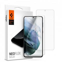 Folie din TPU flexibil, Spigen Neo Flex Solid pentru Samsung Galaxy S21