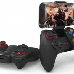 Gamepad controller / Joystick bluetooth , Ipega The Black Knight PG-9067 , negru