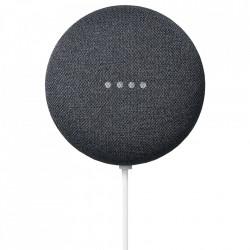 GOOGLE Boxa Inteligenta Nest Mini 2nd Gen, Google Asisstant, Microfon, Control Vocal, Negru