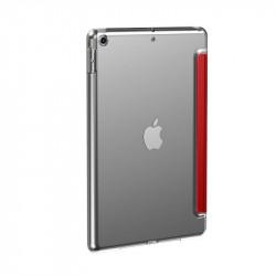 Husa Baseus din piele pentru iPad 2019 (10.2 inch) - Rosu