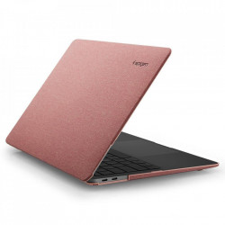 Husa laptop Spigen Thin Fit Macbook Air 13 2018-2020 Rose Gold