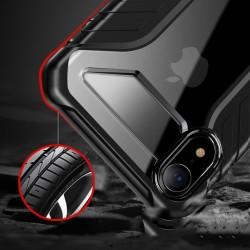 Husa protectie antisock, Baseus Michelin, pentru iPhone XR, negru