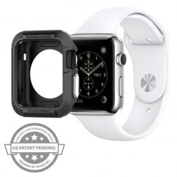 Husa protectoare Spigen Rugged Armor Apple Watch 1/2/3 (38mm)