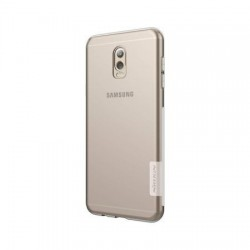 Husa Slim Nillkin Nature Samsung J7 Plus Transparenta