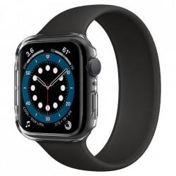 Husa smartwatch Spigen Thin Fit pentru Apple Watch 4/5/6/Se (44mm) Crystal Clear