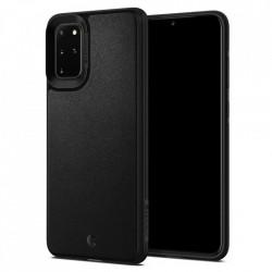 Husa Spigen Ciel piele Samsung Galaxy S20 Plus - negru