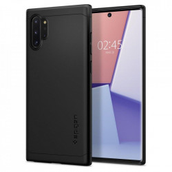 Husa Spigen Thin Fit Samsung Galaxy Note 10 Plus - negru
