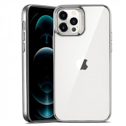 Husa telefon ESR Halo, silver - iPhone 12/12 Pro