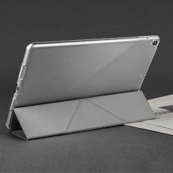 Husa UNIQ Yorker Kanvas pentru iPad 10.2 '' 2019 - negru