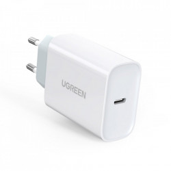 Incarcator priza Ugreen USB Type C Power Delivery 30 W Quick Charge 4.0 white (70161)