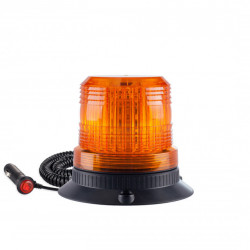 Lampa/girofar de avertizare LED W14M MAG/3 BOLT, ECE R10 80LED 12/24V IP56