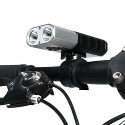 Lanterna de bicicleta Supfire BL06, USB, POWER BANK, 600lm, 200m