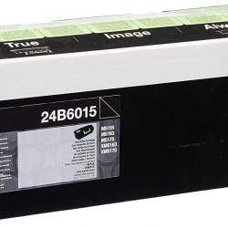 LEXMARK 24B6015 BLACK TONER CARTRIDGE