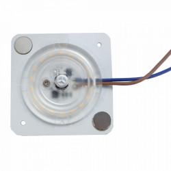 Modul LED, fixare cu magnet, 12W, 1080Lm, 6500K