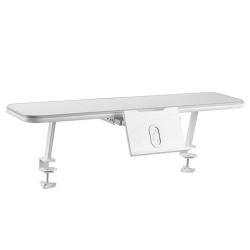 Raft alb-gri compatibil birou ergonomic ErgoK Dya
