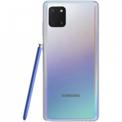 SAMSUNG Galaxy Note 10 Lite Dual Sim Fizic 128GB LTE 4G Albastru Aura Glow 8GB RAM
