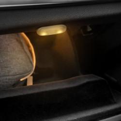 Set 2 x lampa LED auto, interior , Baseus, negru (DGXW-01)