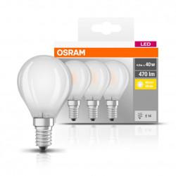 SET 3 BECURI LED OSRAM 4058075819399