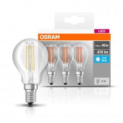 SET 3 BECURI LED OSRAM 4058075819733