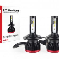 Set becuri LED H4 BF Series AMiO