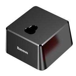 Stand incarcare pentru birou cu cablu lightning 2A pentru telefoanele Apple iPhone , 1M , Baseus Quadrate Desk , negru