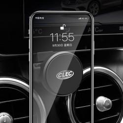 Suport auto magnetic CLEC exclusiv pentru Mercedes Benz GLC / C class, negru