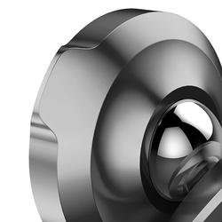 Suport auto Universal Baseus Small Ears Magnetic Mount Ventilatie, Negru