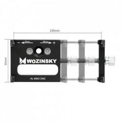Suport bicicleta pentru telefon,Wozinsky black (WBHBK1)