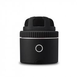 Suport cu functie de selfie stick Pivo Pod Silver, 2x mai rapid, Wireless, rotire 360 grade, Smart Tracking, App and Remote Control
