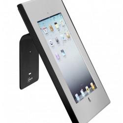 Suport de perete/masa + suport Vogel's pentru tablete cu dimensiunile de minim 236x166x3mm si maxim 285x186x10mm