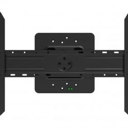 """Suport TV perete Multibrackets 7136, diagonale intre 32""""-70""""(81-178cm), culisare si rotire 90°, max. 50 kg, negru"""