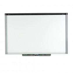 Tabla interactiva SMART Board® SBX880 4:3, multi touch 4 utilizatori, 195 cm, software