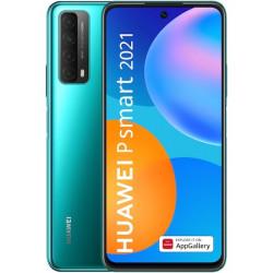 Telefon HUAWEI P Smart 2021, 128GB, 4GB RAM, Dual SIM, Crush Green