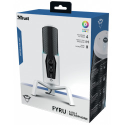 Trust GXT 258W Fyru USB Microphone PS5