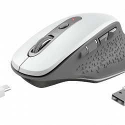 Trust Ozaa Rechargeable Wireless MouseWh