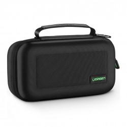 Ugreen geanta transport pentru Nintendo Switch si accesorii Size 26,5 x 10 x 13,5 cm negru (50275 LP145)