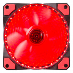 VENTILATOR 120 MM MARVO FN-11 RED