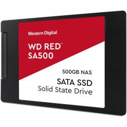 WD SSD 500GB RED 2.5 SATA3 WDS500G1R0A