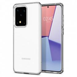 Husa Spigen Liquid Crystal Samsung Galaxy S20 Ultra - transparent