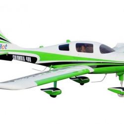 Aeromodel Pilot RC Columbia 400 3250mm - verde